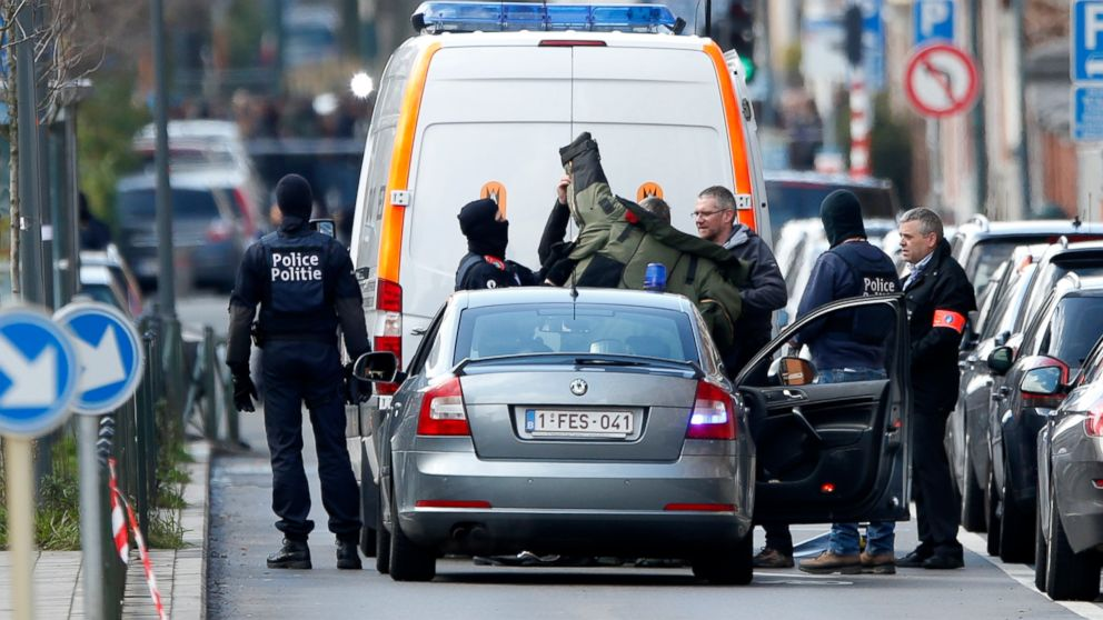 3 Face Terror Charges In Belgium After Attacks Abc News