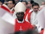 PHOTO: Cardinal Peter Turkson