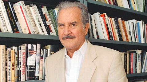 ap carlos fuentes nt 120515 wblog Carlos Fuentes, Mexican Novelist Who Inspired Latin American Writing, Dies