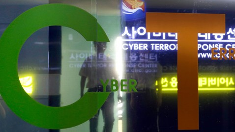 ap cyber south korea Dm 130625 wblog Cyberattacks Shut Down Major Korean Websites