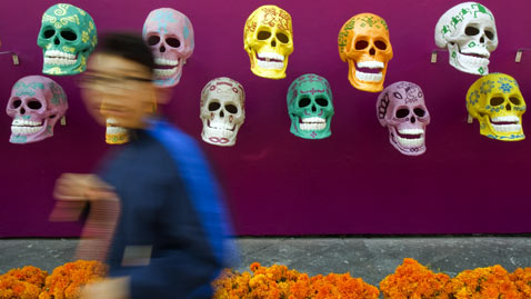 ap day of dead 8 dm 111101 wblog Dia de los Muertos: Day of the Dead 