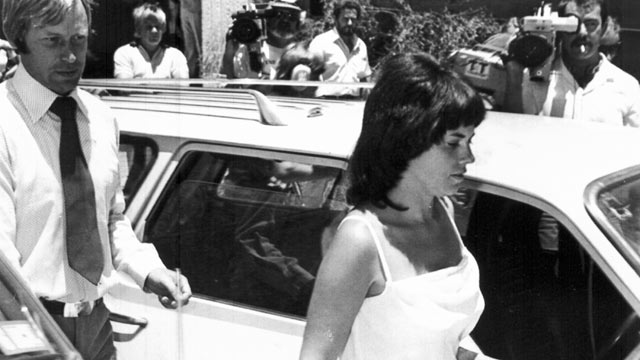PHOTO: Michael and Lindy Chamberlain leave Alice Springs courthouse, Feb. 2, 1982. The Northern Territory coroner is opening a fourth inquest, Feb. 24, 2012 into the case of Chamberlains 9-week-old daughter Azaria, who vanished from her tent in the Aust