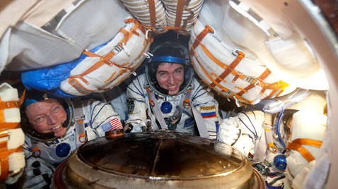 ap kazakhstan russia space thg 111122 wblog Today in Pictures : Nov. 22, 2011