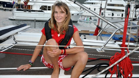 ap laura dekker jt 120121 wblog Dutch Teen Completes Solo Journey Around the World