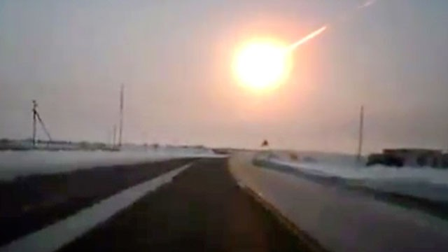 asteroid over russia 2017 - photo #5