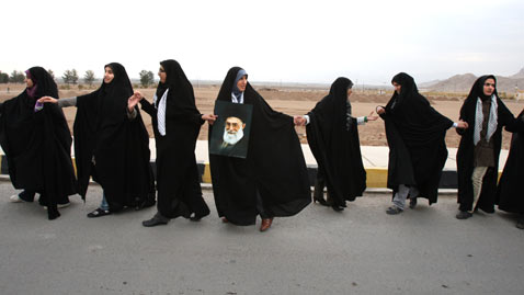 ap mideast iran dm 111115 wblog Today in Pictures: Nov. 15, 2011