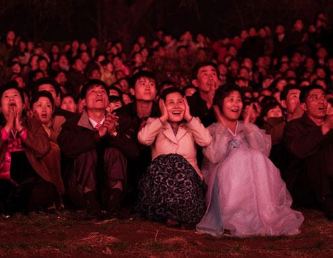ap north korea nt 120416 wblog Pictures of the Day: North Korea Celebrates Birthday, Hillary Parties, and Kansas Tornado