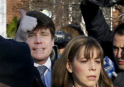 ap rod blagojevich 5084027 ll 111207 wblog Today In Pictures: Dec. 7, 2011