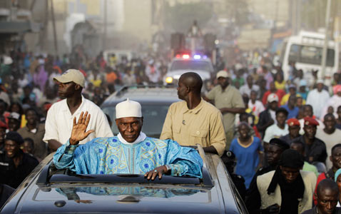 ap senegal election nt 120322 wblog Pictures of the Day: Million Hoodie March, Nyepi Parade, Obama in New Mexico