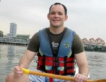 PHOTO: Shane Todd is shown in Singapore, in this file photo.