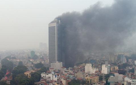 ap vietnam fire nt 111215 wblog Today in Pictures: Dec. 15, 2010