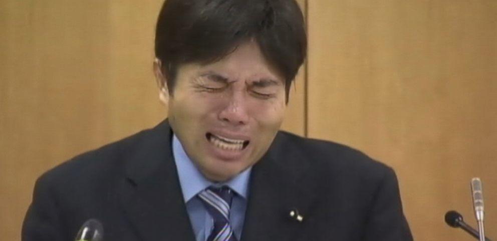 Assemblyman Ryutaro Nonomura is accused of dubious spending of public funds.