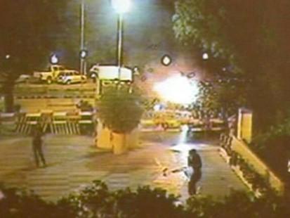 Security Cameras Catch Pakistani Bomber