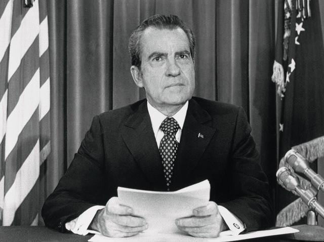 cb richard nixon mi 130327 blog Looking Back: The End of the Vietnam War