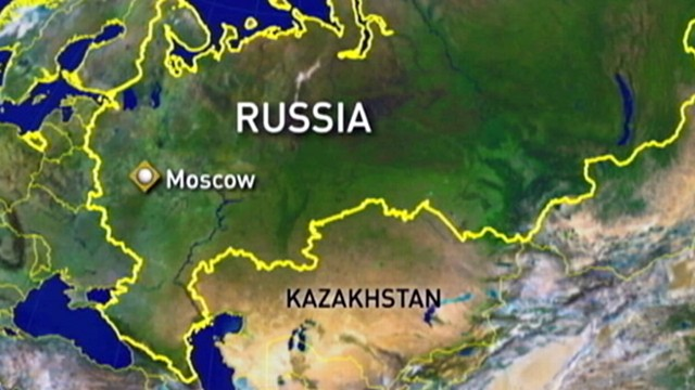 VIDEO: Russian customs agents said radioactive material was bound for Tehran.