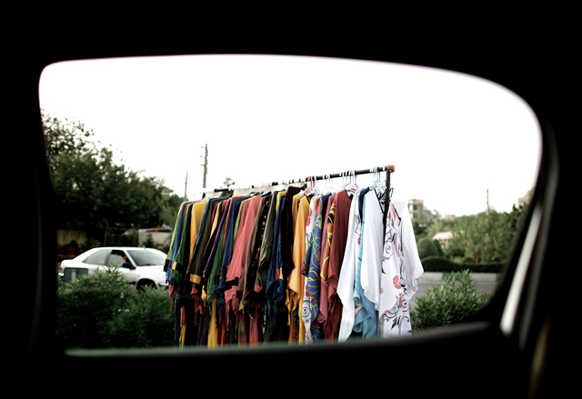 gty 09 tehran car window nt 130605 The Streets of Tehran Seen Through a Car Window