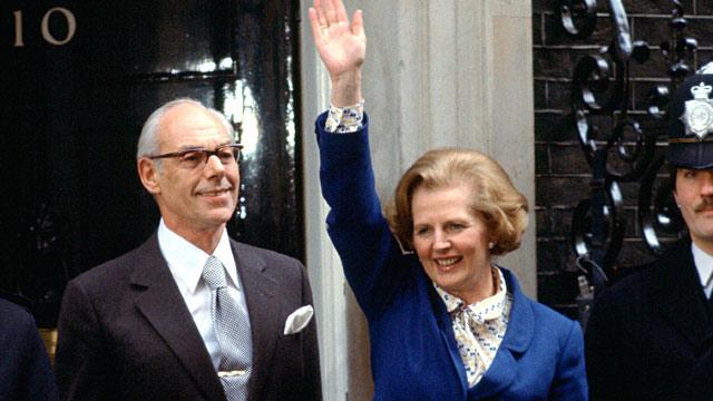 PHOTO: Margaret Thatcher through the years