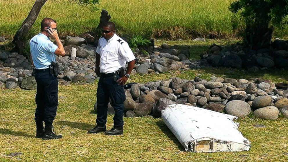 Mh370 Debris Found In Indian Ocean Appears To Be Boeing