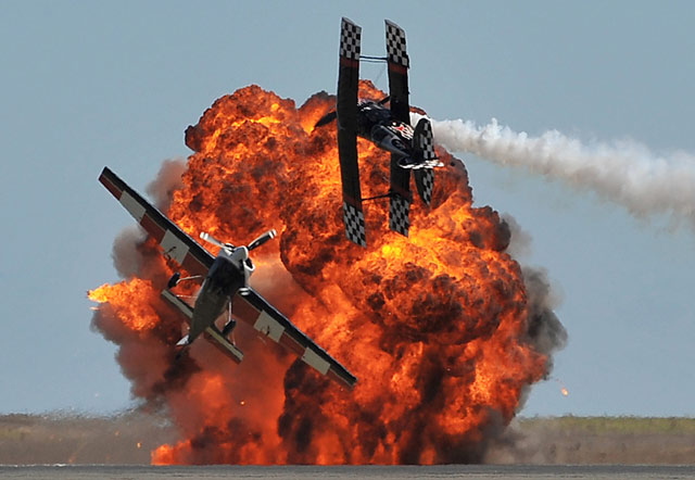 gty australia airshow b ll 130301 wblog Today in Pictures: Australian Aerobatics, West Bank Clashes,
