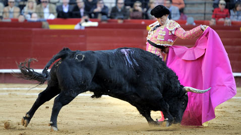 gty bullfighter Diego Silveti thg 120321 wblog The Season of El Toro