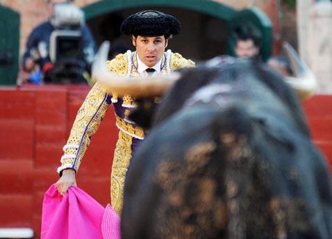 gty bullfighter Francisco Rivera  thg 120321 wblog The Season of El Toro