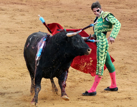 gty bullfighter Juan jose padilla 2 thg 120321 wblog The Season of El Toro