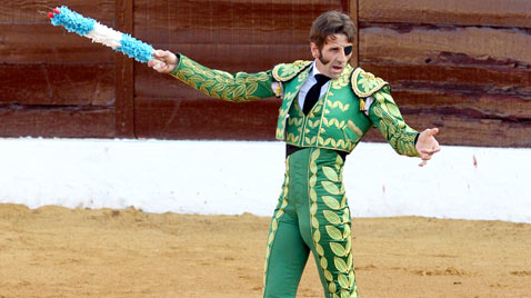 gty bullfighter Juan jose padilla thg 120321 wblog The Season of El Toro