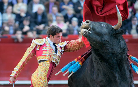 gty bullfighter Sebastian Castella thg 120321 wblog The Season of El Toro