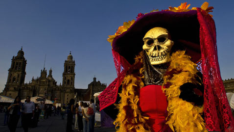 gty day of dead 1 dm 111101 wblog Dia de los Muertos: Day of the Dead 