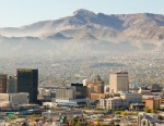 PHOTO: El Paso, Texas is seen facing Ciudad Juarez. Mexico in this undated photo.