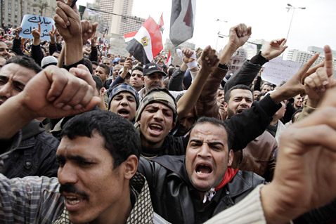 gty feb 6 egypt revolution ll 120124 wblog Egypts Uprising: One Year Later