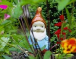 PHOTO: Adam Zakrzewskis company, Bezet, has been making garden gnomes in the Polish town of Nowa Sol for three decades.