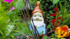 PHOTO: Adam Zakrzewski's company, Bezet, has been making garden gnomes in the Polish town of Nowa Sol for three decades.