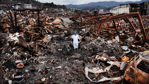 gty japan tsunami earthquake thg 111208 wblog Mother Natures Destruction   Disasters of 2011.