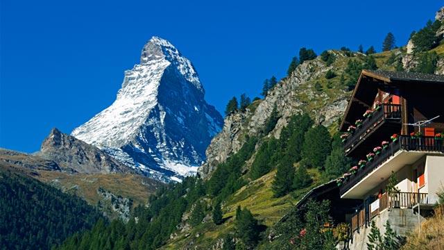 PHOTO: The Matterhorn