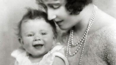 PHOTO: Queen Elizabeth was born in 1926.