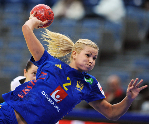 gty swedish handball games thg 121213 wblog Today In Pictures: Cold Weather, Argentina Protests, Handball and Santa is Frisked