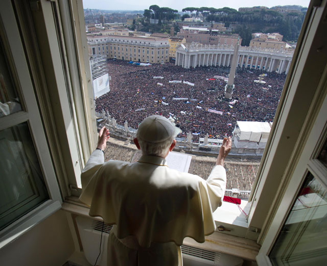 From Vatican City to Castel Gandolfo, The Pope's Digs