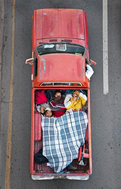 ht CarPoolers 10 kb 130214 blog Carpoolers, by Alejandro Cartagena