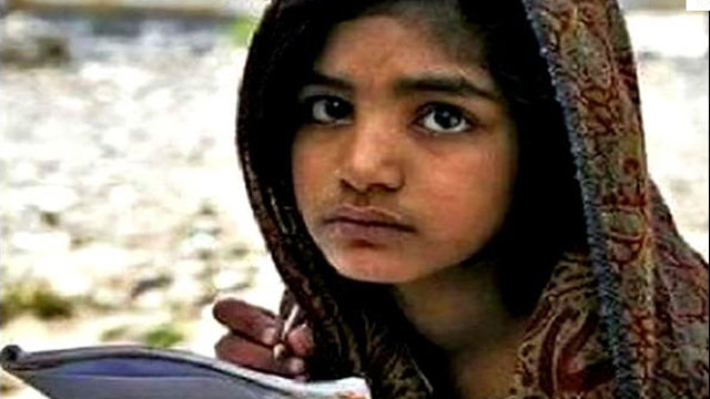 PHOTO: After three weeks behind bars, Rimsha Masih, a mentally challenged Christian girl whose imprisonment drew condemnation from religious rights groups around the world, was released on Saturday, September 8, 2012.