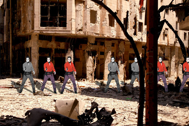 ht Tammam Andy Warhol Elvis kb 130503 blog Tammam Azzam   The Syrian Museum