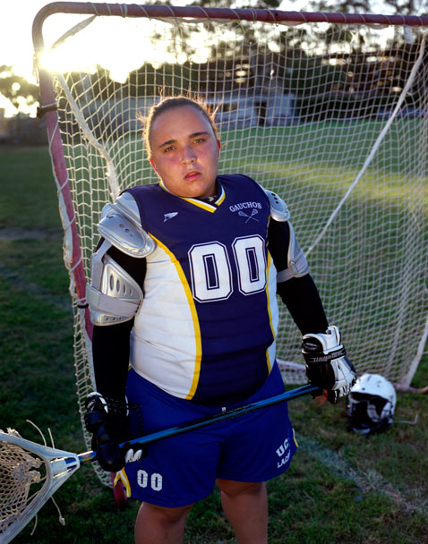 ht amanda dm 120419 vblog National Day of Silence: Portraits of Out and Proud LGBT Young Athletes