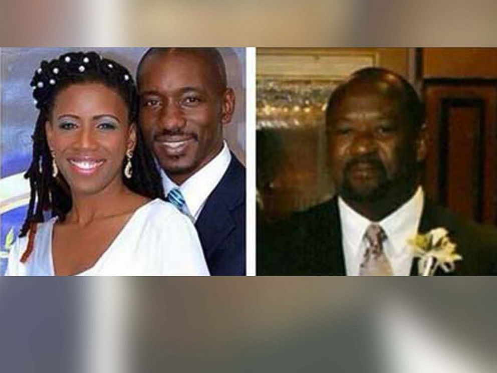 PHOTO: The Bahamas Faith Ministries said that Youth Pastors Radel and Lavard Parks (left) were on the plane with their young son, and Munroe's longtime personal pilot Stanley Thurston (right) was flying the plane