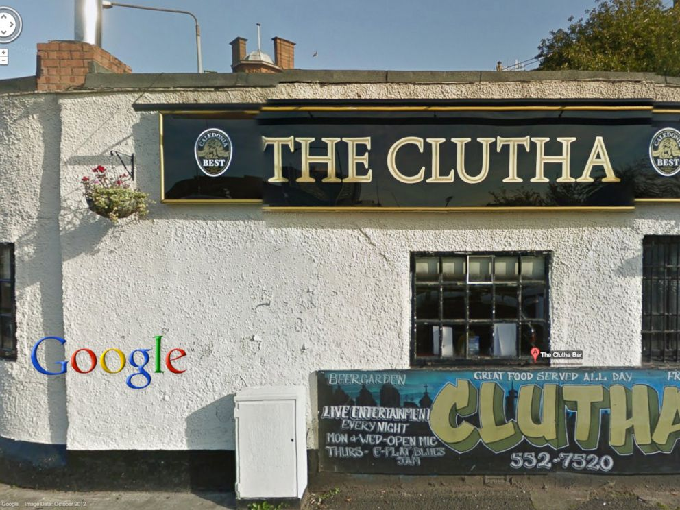 PHOTO: The Clutha pub, in Scotland, is seen in this undated Google Streetview shot.