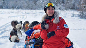 Photo: DUBAI EXPLORER ON QUEST TO BE FIRST ARAB WOMAN TO REACH NORTH POLE