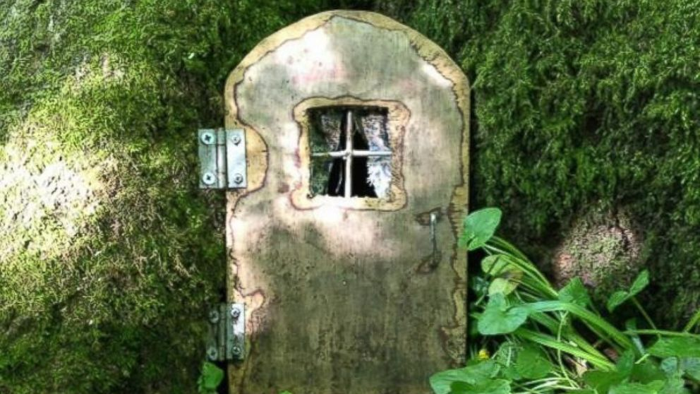 How tiny 39 fairy doors 39 are a growing cause of concern for Fairy doors images