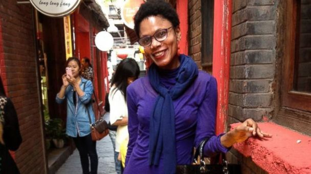 PHOTO: Nigerian journalist Funmi Iyanda is seen in this undated Facebook photo.
