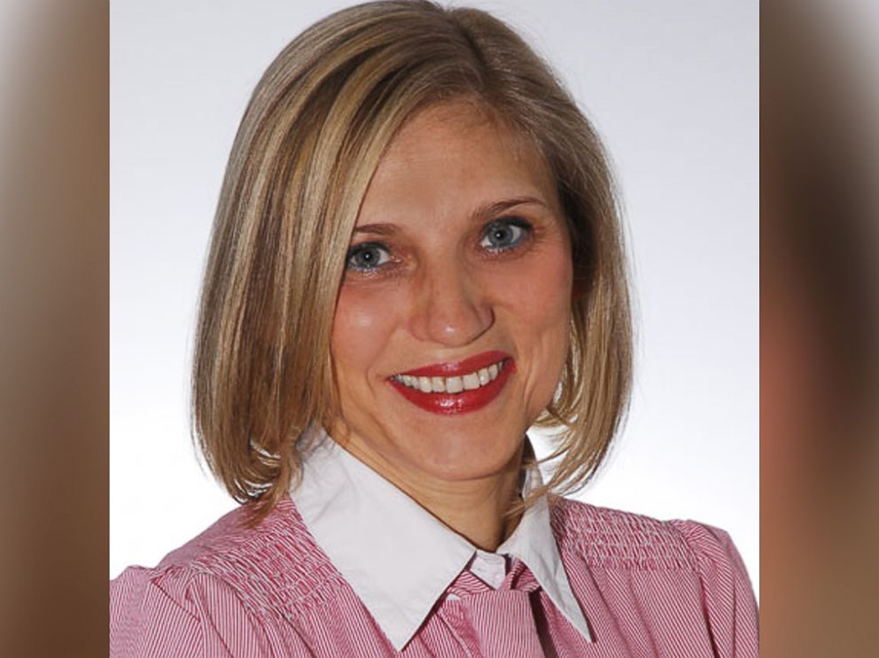 PHOTO: A head shot from Ibolya Ryan, who was the victim of a fatal stabbing at an Abu Dhabi shopping mall.