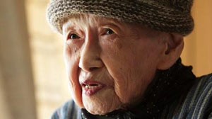 PHOTO: Japanese Grandma Author