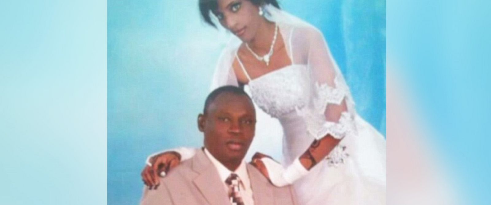 PHOTO: Meriam Yehya Ibrahim Ishag, right, is pictured in this undated image with her husband Daniel Wani, left. Her lawyers plan to appeal a ruling by Sudans court that she be hanged for apostasy after marrying a Christian and converting.